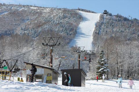12月24日 絶好のスキー日和