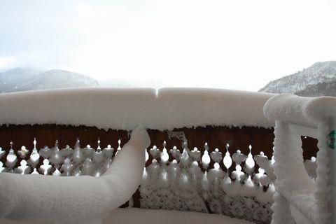 雪の芸術 その2  12月27日