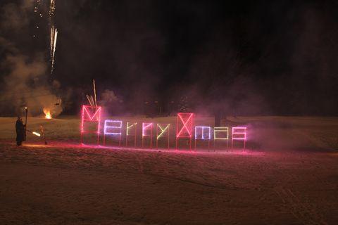 これぞ ホワイト・クリスマス