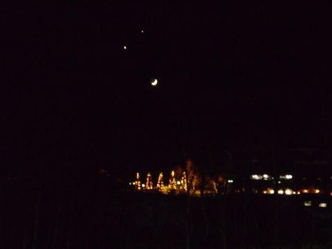太陽系のなごみ 12月1日撮影
