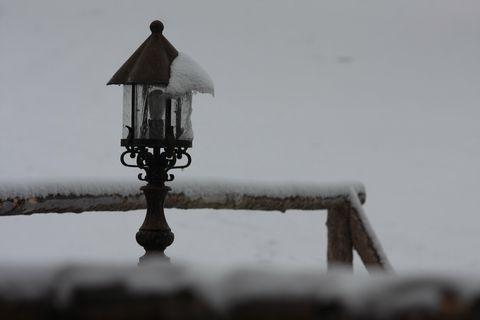 雪見灯篭???   4月7日撮影