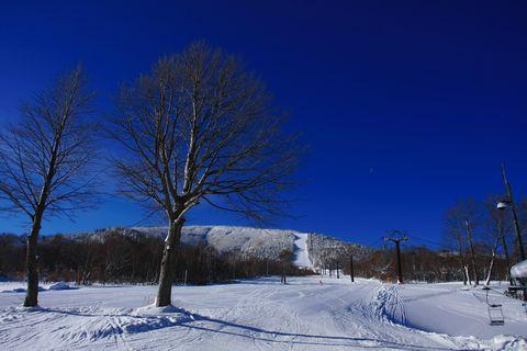 凍てつく大空 輝く大地