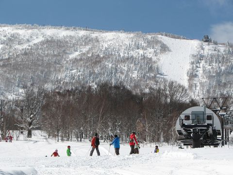スキー日和 スタート!      3月5日午前撮影