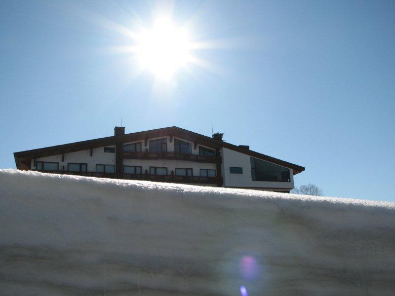 でも 春の光 & 真冬の雪