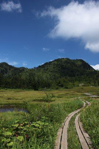 裏志賀山コース