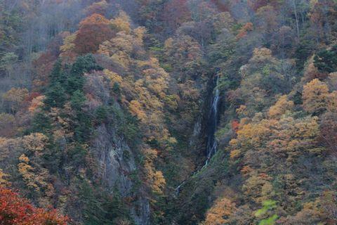 松川渓谷 八滝