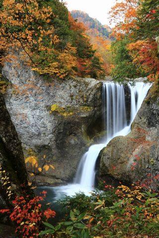 大滝(おおぜん)   10月20日撮影